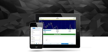 NetTradeX iOS | Forex App for iPhone