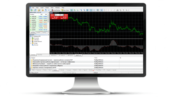 Metatrader 4 Download - MT4 Download