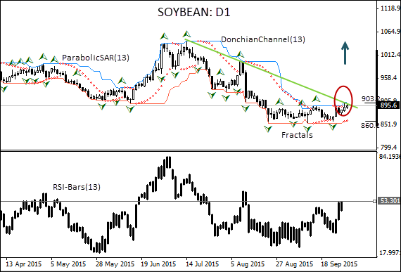Forexpros soybean